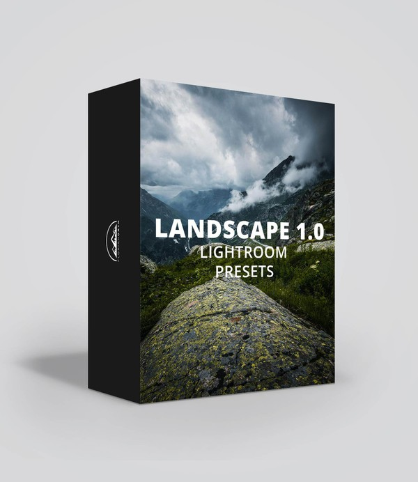 LANDSCAPE Vol. 1 - Lightroom Preset