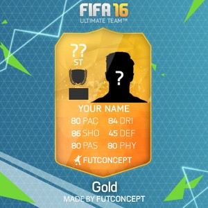 FIFA CARD TEMPLATES (Fully Editable)