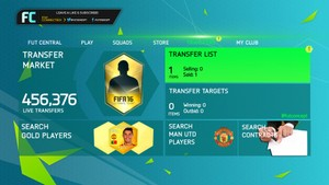 FIFA 18 Transfer Menu Concept HD FULLY EDITABLE