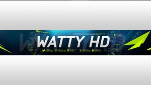 (FIFA 18) Styled Channel art banner (YouTube) - FULLY EDITABLE