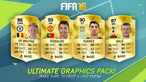 Fifa 16 | The Ultimate Graphics Pack |