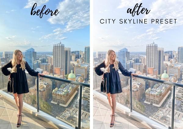 City Skyline Preset