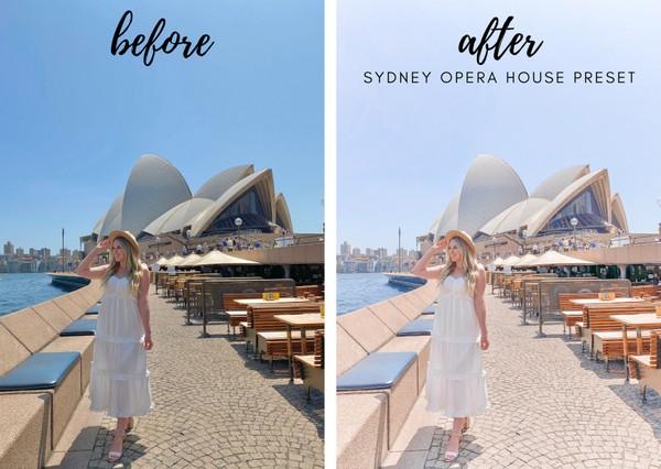 Sydney Opera House Preset