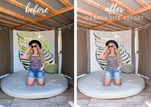 Cabana Life Preset