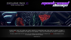 Monk7Mad Exclusive Pack V1