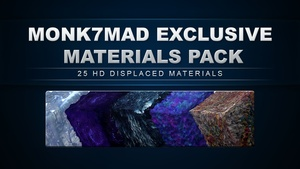 Exclusive Displaced Materials Pack [V1]