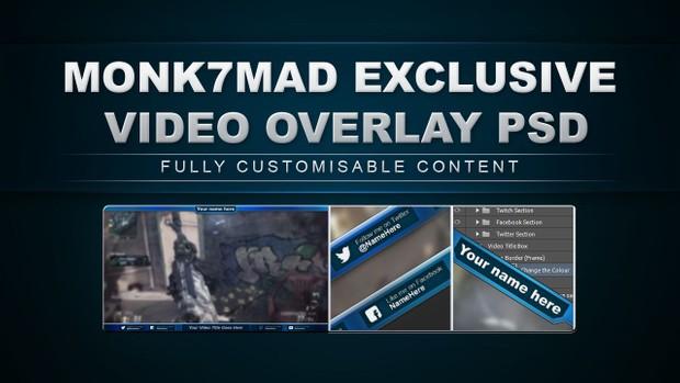 YouTube Video Overlay
