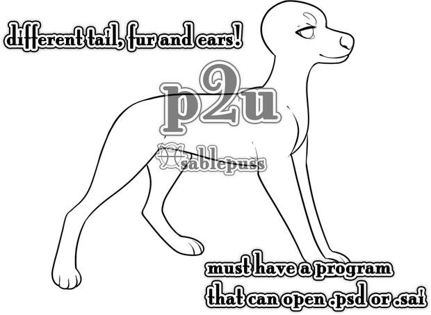 Customizable Canine Base
