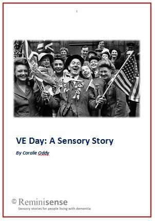 VE Day: A Sensory Story
