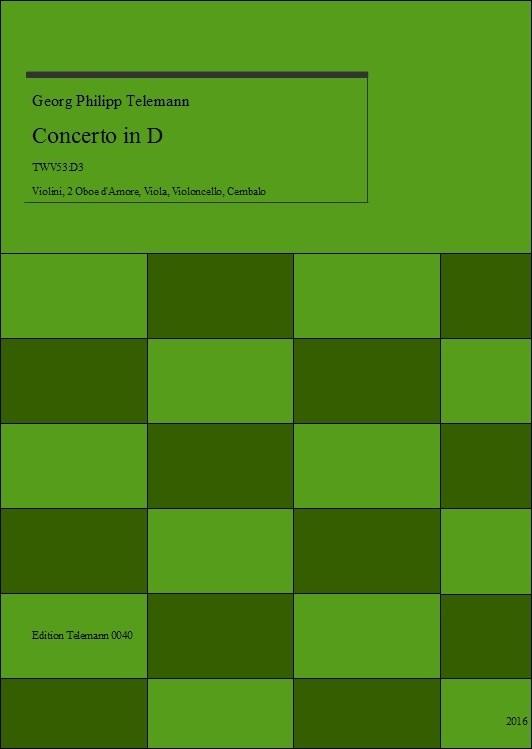 0040 Concerto in D
