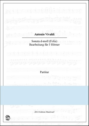 Vivaldi Sonata (Hornquintett)