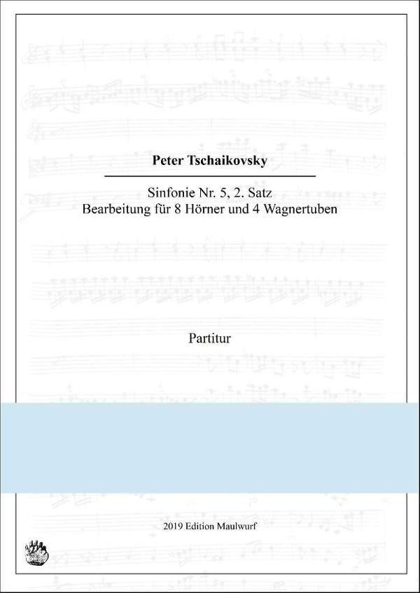 Tschaikovsky 5, II. Satz