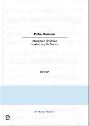 Intermezzo Sinfonico (Nonett)