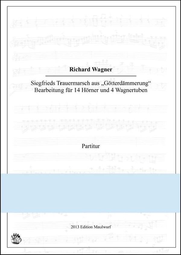 Siegfried's Trauermarsch (Hornensemble)