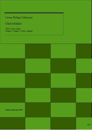 0009 Ouverture TWV55:D12