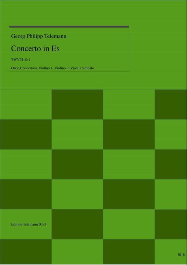 0093 Concerto in Es