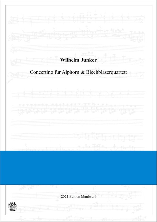 Concertino für Alphorn