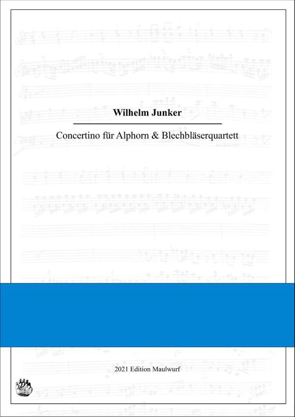 Concertino für Alphorn (Blechbläser)