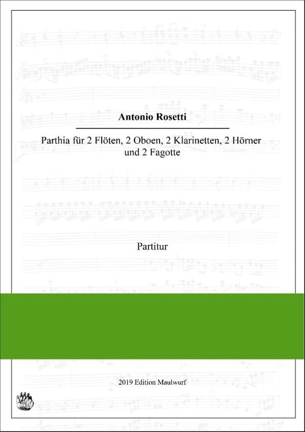 Rosetti Parthia in F