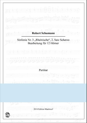 Schumann Rheinische Sinfonie 2.Satz