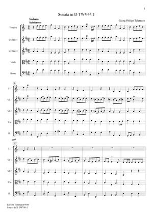 0046 Sonata in D