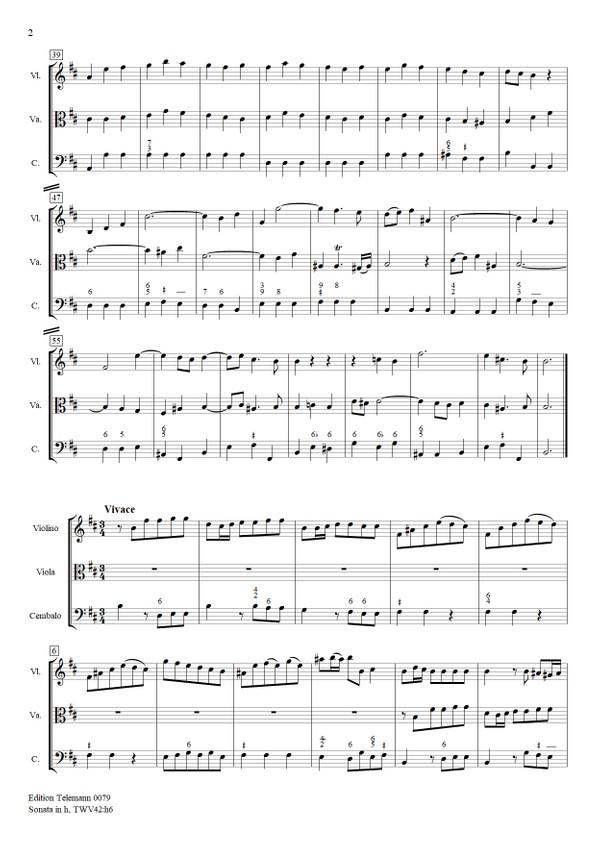 0079 Sonata in h