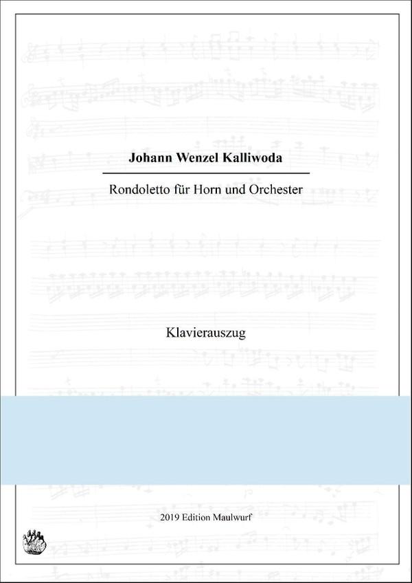 Rondoletto für Horn und Klavier