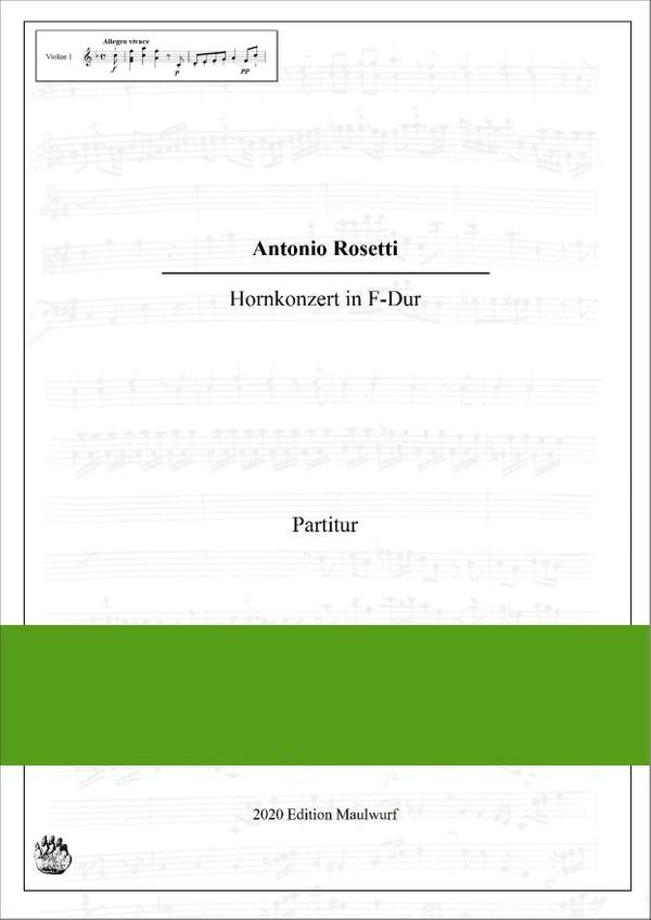 Rosetti Hornkonzert in F