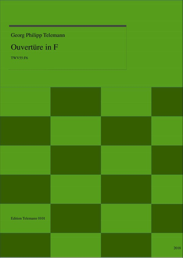 0101 Ouvertüre in F, TWV55:F6
