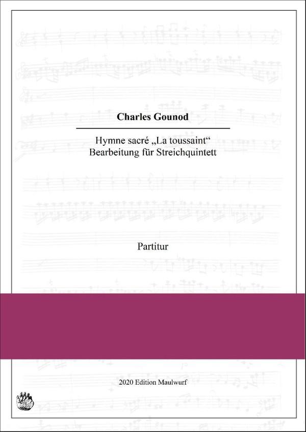 Gounod Hymne sacré