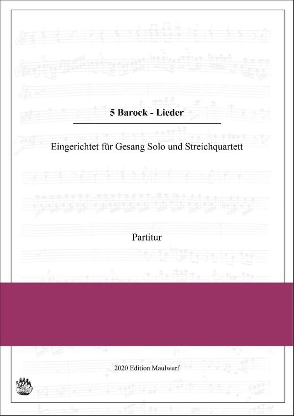 Barock Lieder