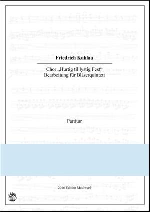 Friedrich Kuhlau Chor (Bläserquintett)