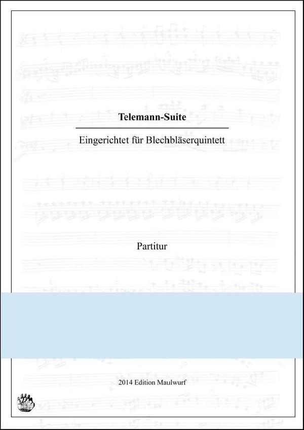 Telemann Suite (Blechbläserquintett)