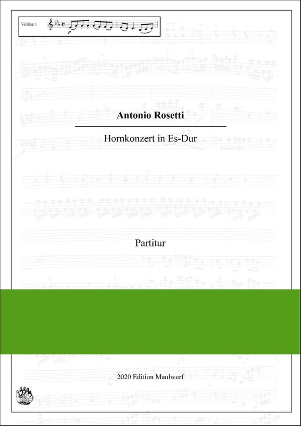 Rosetti Hornkonzert in Es