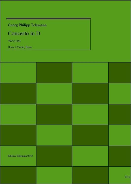 0042 Concerto in D