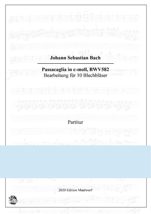 Bach Passacaglia