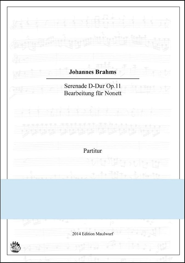 Brahms Serenade (Nonett)