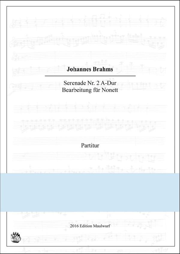 Brahms Serenade Nr.2