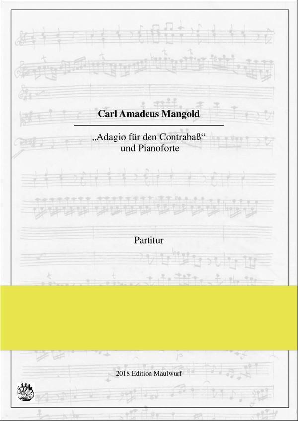 Adagio für den Kontrabass