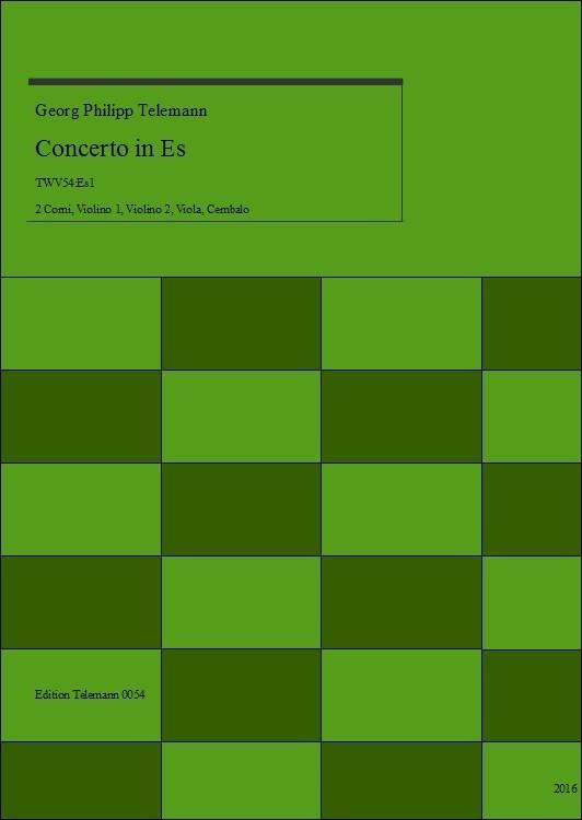 0054 Concerto in Es