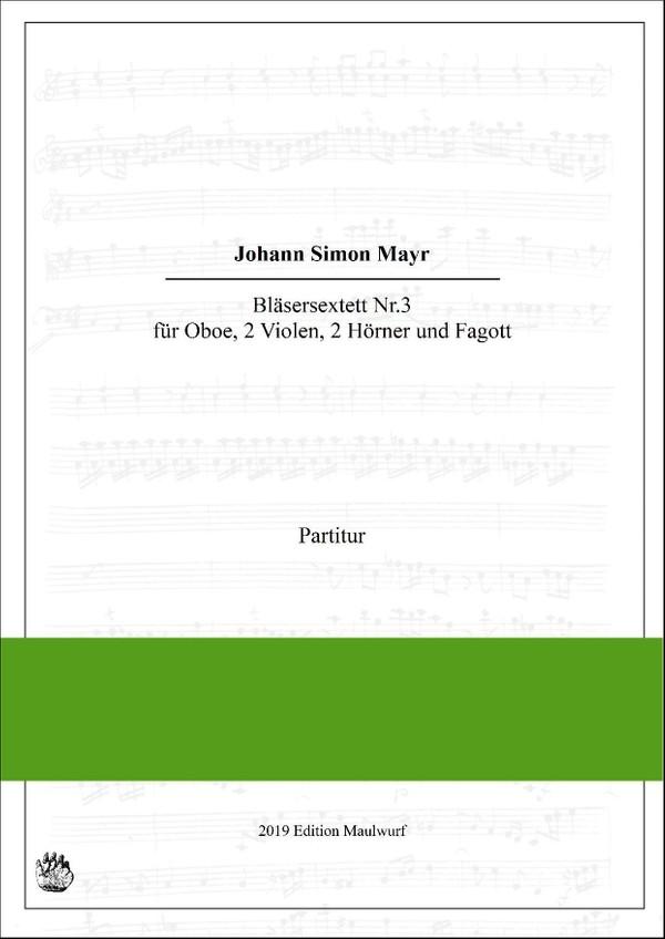 Mayr Sextett Nr.3