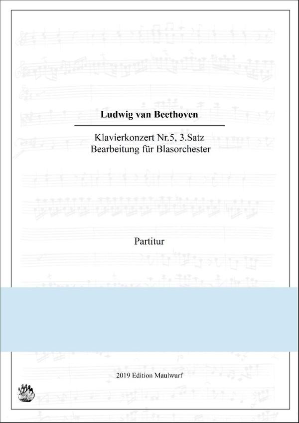 Beethoven Klavierkonzert Nr.5, 3.Satz