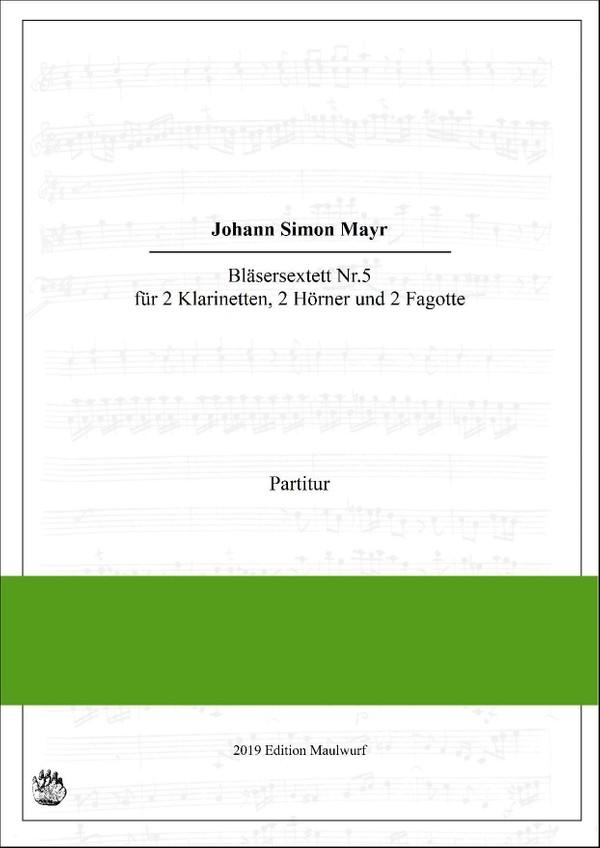 Mayr Sextett Nr.5