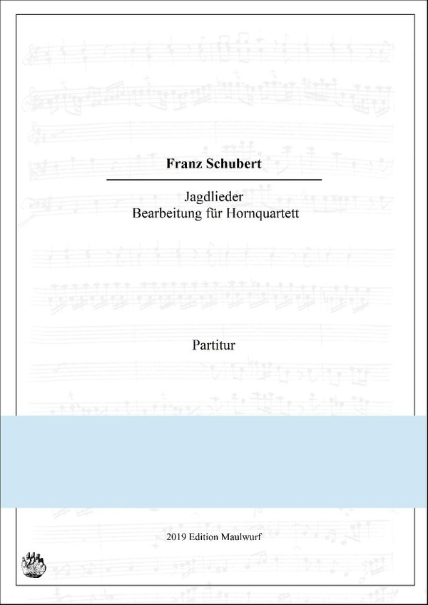 Schubert Jagdlieder