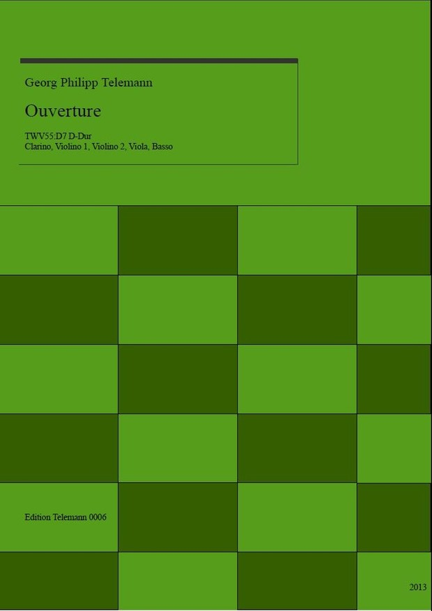 0006 Ouverture in D TWV55:D7