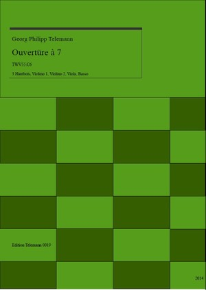 0019 Ouverture in C TWV55:C6