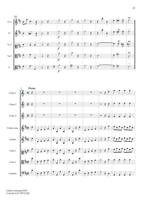 0035 Concerto D-Dur