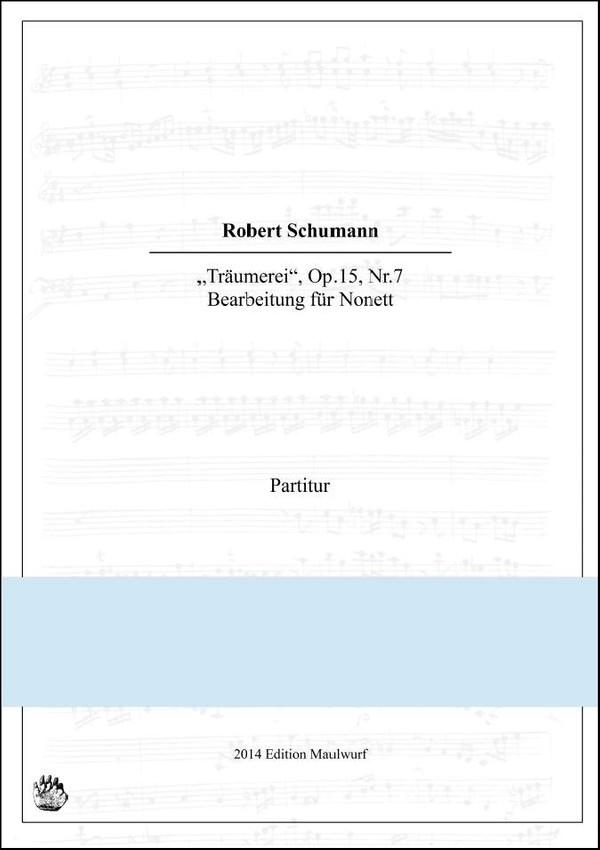 Schumann Träumerei (Nonett)