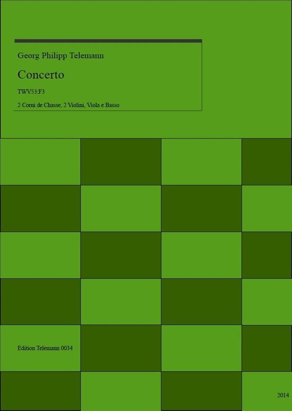 0034 Concerto in F TWV52:F3