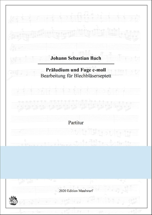 Bach Praeludium und Fuge